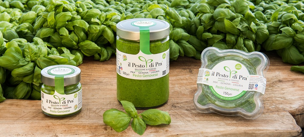 Il Pesto Di Pra Original Genoa Pesto Online Shop Classic Basil Pesto Pesto Sauce Brands Canned Pesto Online Catalogue