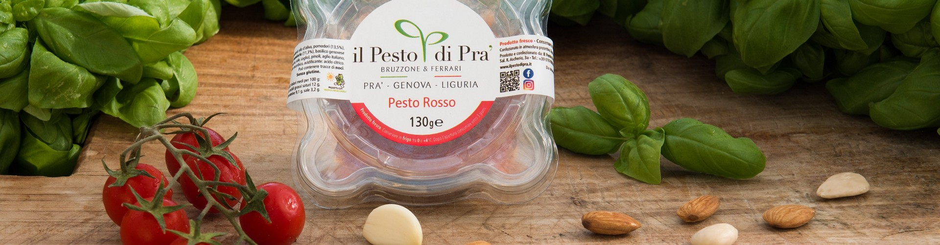 Red Pesto with Basil